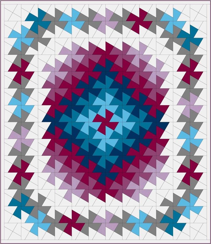 109 best Twister quilt patterns images on Pinterest | Twister ... : twister quilt patterns - Adamdwight.com