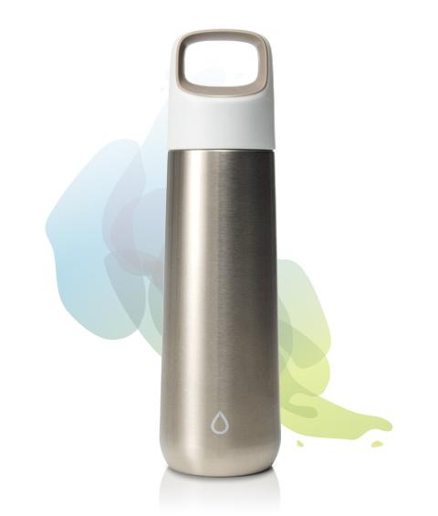 Beautiful water bottle.