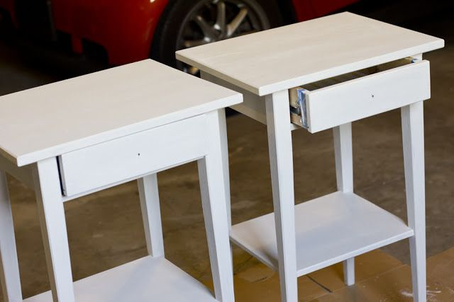 Ikea Hemnes Nightstand White u2013 Nazarm com