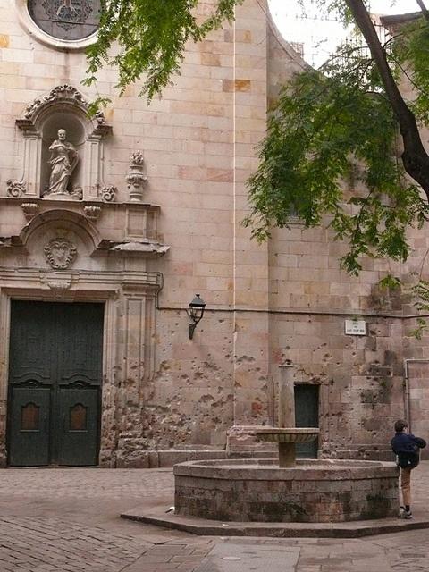 Sant Felip Neri  BCN