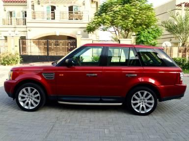Range Rover Sport Supercharge 2006 For Sale | Car Ads - AutoDeal.ae