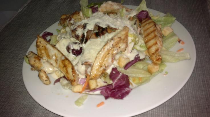 Chickens Ceasars Special Salad