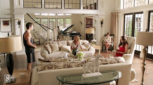 Revenge a warm setting doors high windows and french doors Show home furniture hours