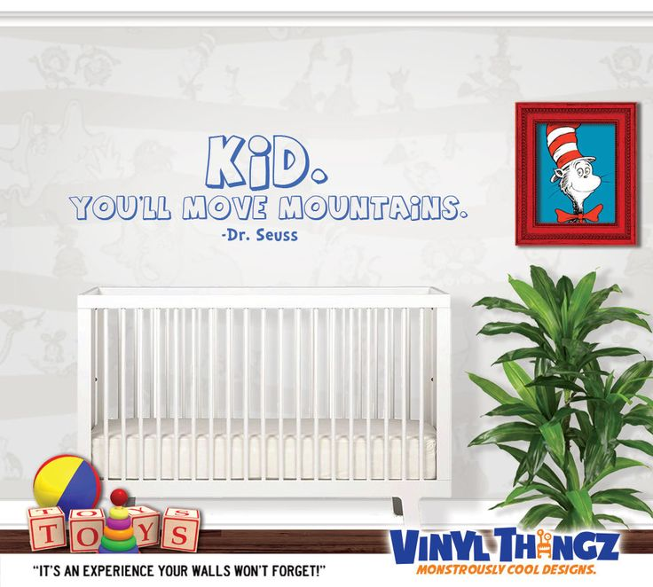 Best Vinyl Wall Decals Images On Pinterest - Dr seuss nursery wall decals