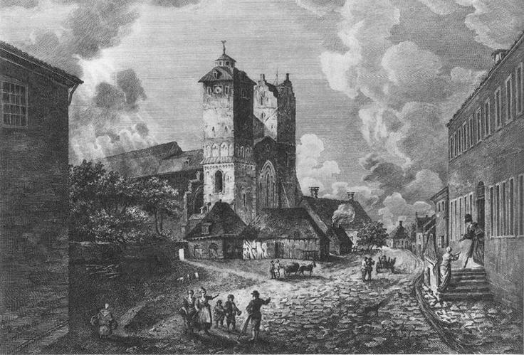 Under 1800-talets renoveringen