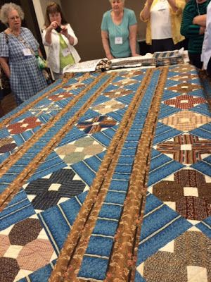 Quilt History: Layer by Layer