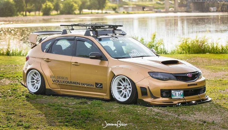 @keithjose_'s 2010 Subaru Impreza WRX STI. 📲 Click link in his bio to vote 👑 2017 Tuner Battlegrounds Championship ⭐ Stage 1: Elimination closes 09.11.17 🏅 Top 32 advance to Stage 2: Top 64 📸 @jeremybrian_ . . #pasmag #tunerbattlegrounds #sema2017 #subaru #wrx #sti #aemelectronics #mcleodracing #dftdetails #airliftperformance #rotiform