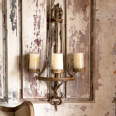 Our wall sconce is a victorian wall sconce with old world charm. Add this victorian lighting to any space. For more visit, www.decorsteals.com OR www.facebook.com/decorsteals