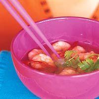 Recept - Thaise garnalensoep - Allerhande