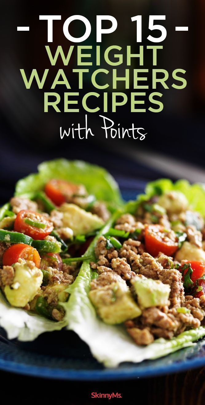 15 Weight Watchers Chicken Recipes with Smart Points