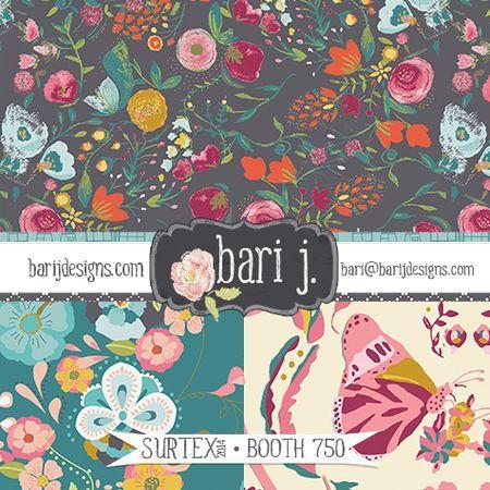 My own Surtex card! #surfacedesign #printandpattern #pattern #barij #surtex