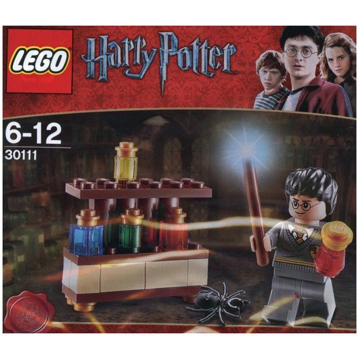LEGO Harry Potter The Potions Lab