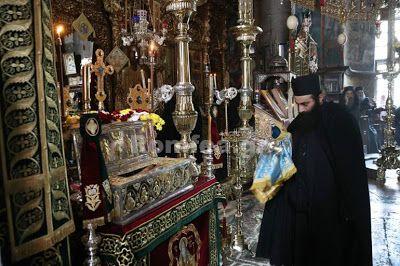 Πνευματικοί Λόγοι: Άγιον Όρος: 100 Θείες Λειτουργίες το 24ωρο