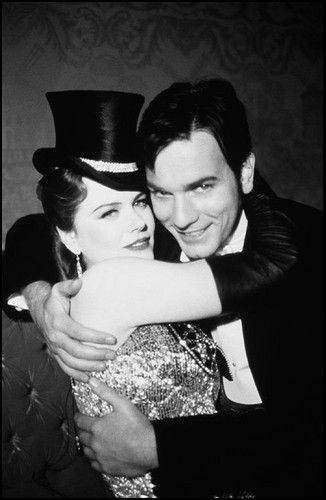 Moulin Rouge is my favourite musical. I still cry like a baby every time it ends and am often heard bellowing out the songs myself (apologies to the neighbours!)