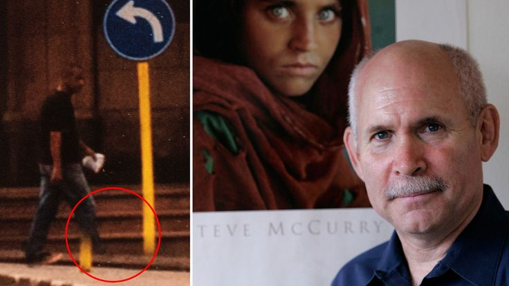 Flere fotografier av den prisbelønte National Geographic-fotografen Steve McCurry viser seg å være manipulerte. Fotografen selv skylder på rutinesvikt.