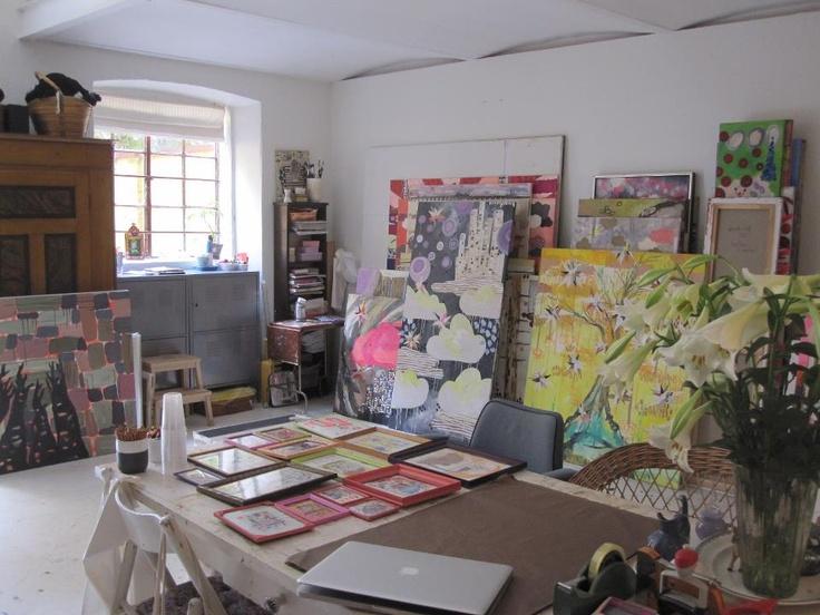 Jeanette Uldall's Atelier -København