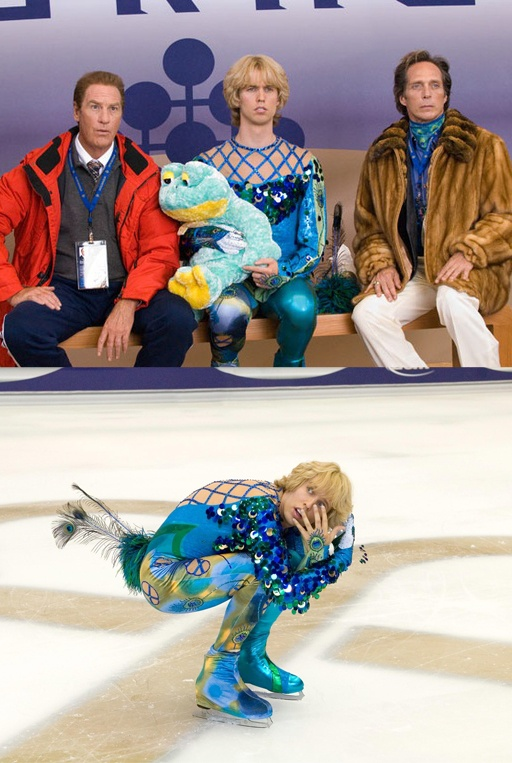 'Blades of Glory' is gloriously silly - TODAY.com