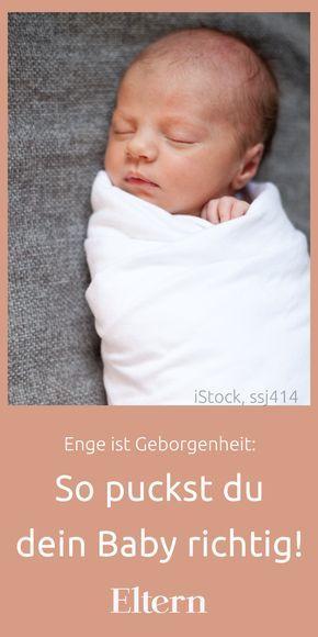 Pucken: Vor- und Nachteile für mein Baby – Regi Reifenrath