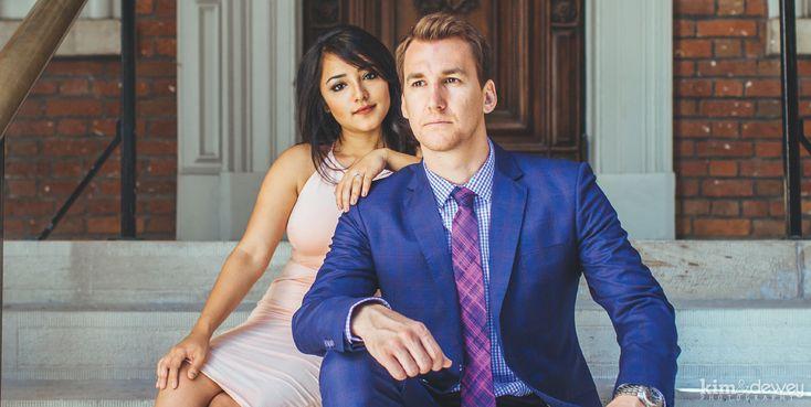 Engagement Photography by www.kimanddewey.com  #toronto #engagement #wedding
