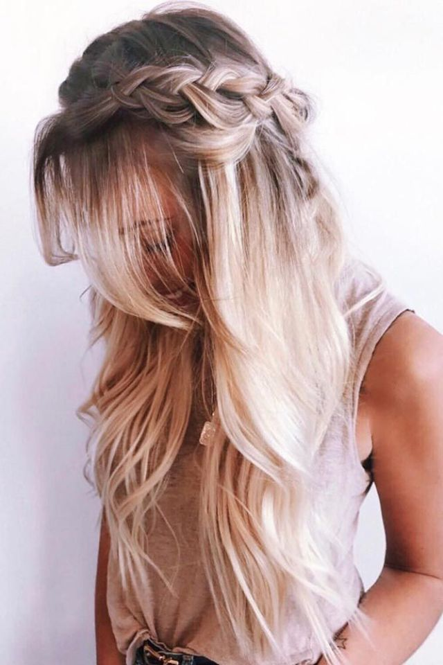 Spring Hairstyles 4 In 2020 Easy Hairstyles Spring Hairstyles Cool Hairstyles