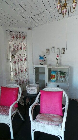 Boho style treatment room in Cullinan at the Best Day Spa