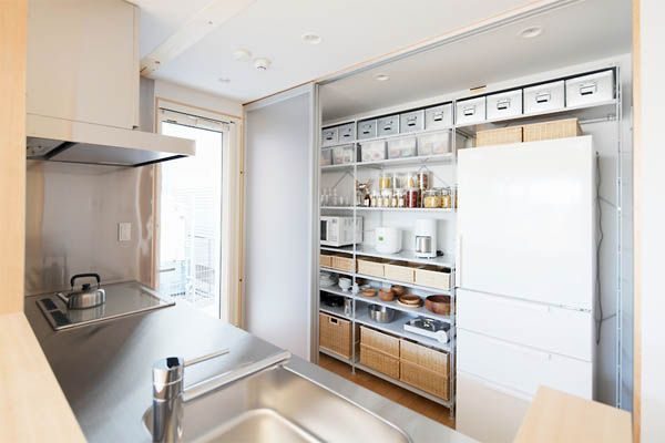 #muji #house #kitchen #home #japan | For The Home | Pinterest | Muji House,  Kitchens And House