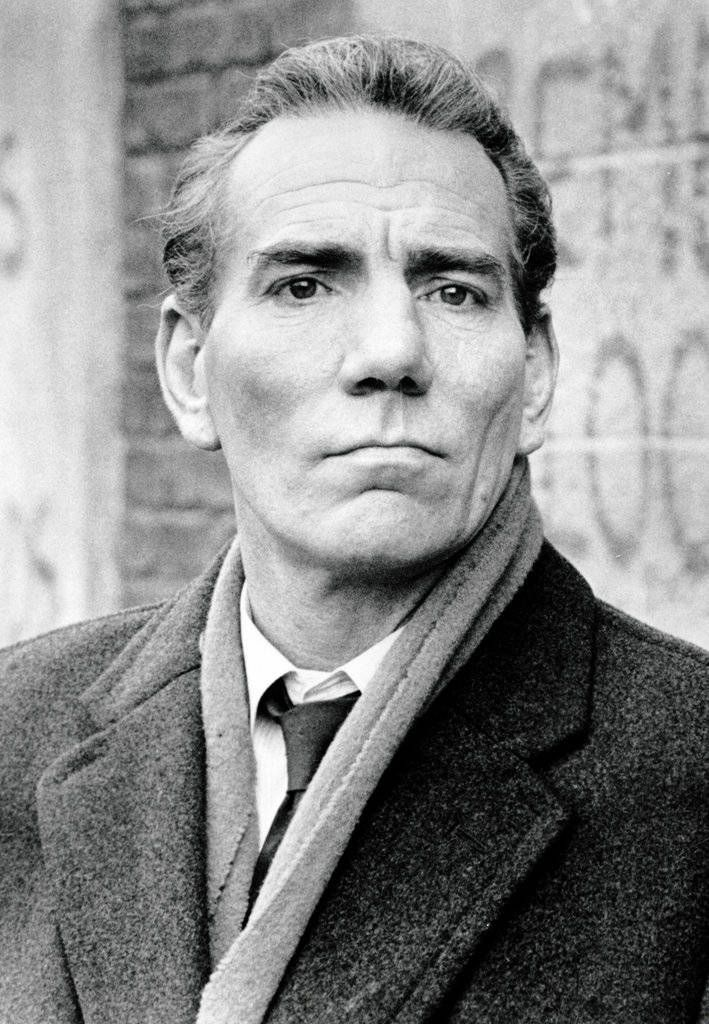 """Pete Postlethwaite, OBE (1946-2011) English stage and screen actor; Academy Award nominee for """"In the Name of the Father"""" (1993); bestowed an Officer of the Order of the British Empire (2004); climate-change activist. https://en.wikipedia.org/wiki/Pete_Postlethwaite"""