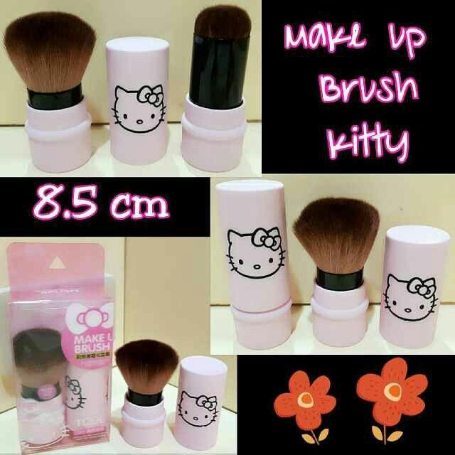 #makeup #brush #hellokitty @ 55.000