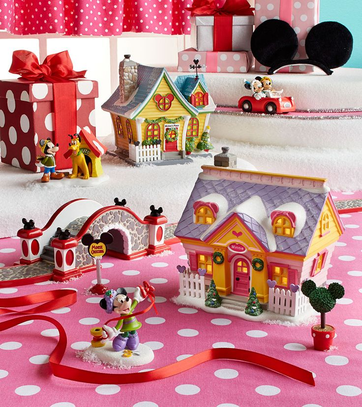 Department 56 Classic Brands Disney© Village. For more information www.department56.com Shop 24/7 shop.department56.com  © Disney. Visit the Disney website at www.disney.com