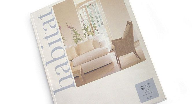 design ground breaking art direction for habitat the landmark home furnishing brand - Home Furnishing Magazine