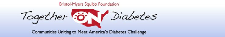 Together on Diabetes - Bristol Myers Squibb program