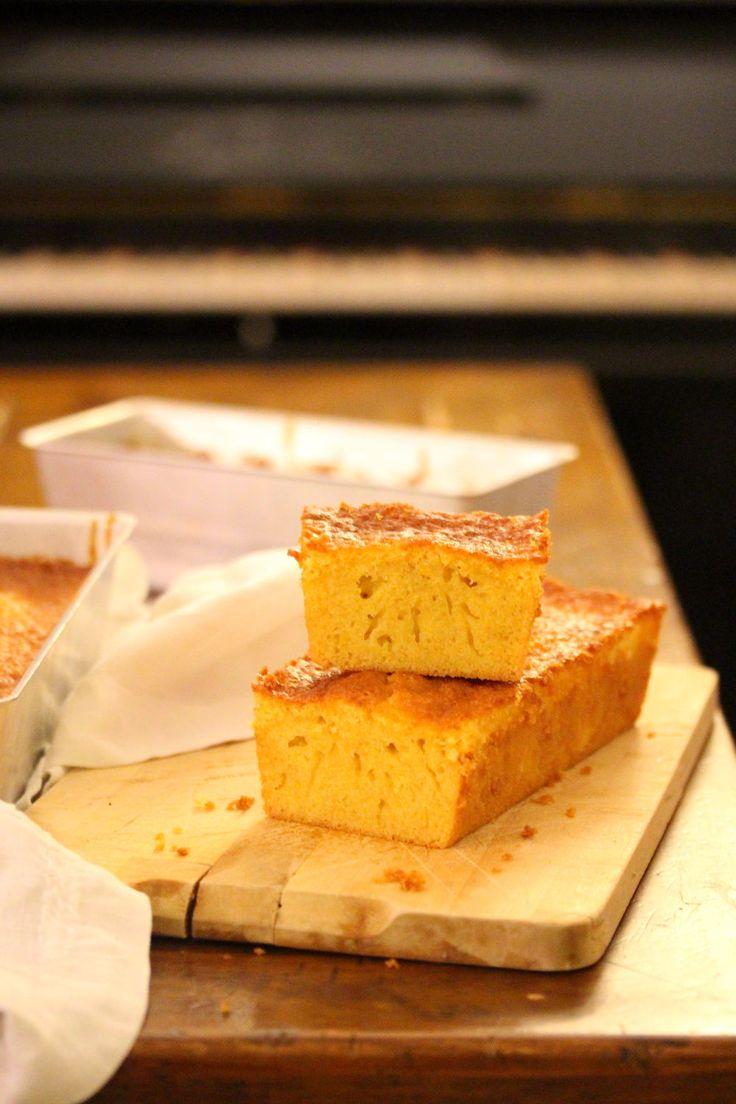 Plumcake al limone di Gianluca Fusto