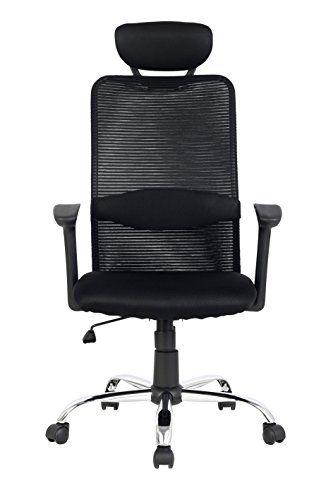 SixBros. Design – Sillón de oficina Silla de oficina Silla giratoria negro – H-8878F-1/1989 - http://vivahogar.net/oferta/sixbros-design-sillon-de-oficina-silla-de-oficina-silla-giratoria-negro-h-8878f-11989/ -