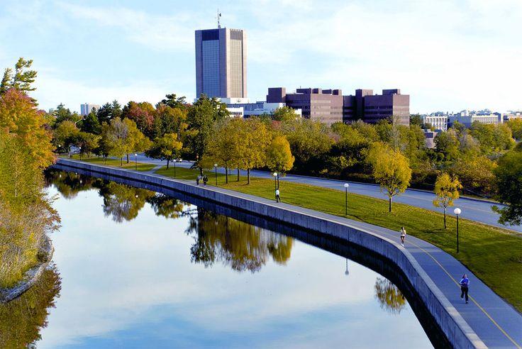 Carleton University, Ottawa, Ontario