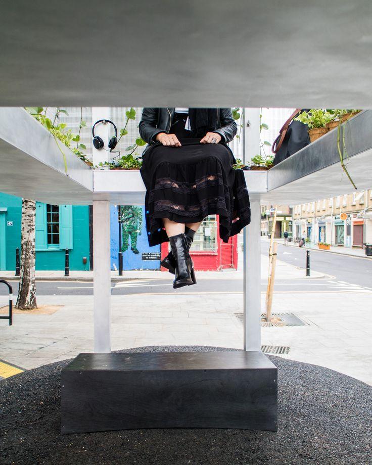 R E L A X S P A C E // #YourSideOfTown #MINILiving #LDF16 #thirdplaceliving  #LondonDesignFestival #placemakers #creativeuseofspace #AsifKhan #thirdplaces #urbanliving #urbanvoids #design #architecture #London #urbanenvironments #cityliving #urbanarchitecture #urbandesign #MINIdesign #ad