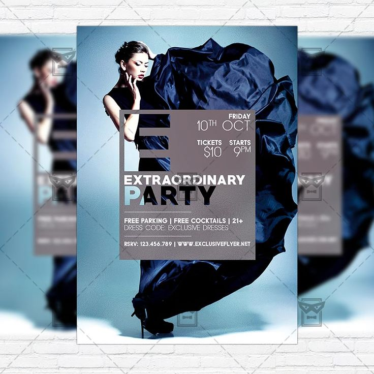 Best Posters And Flyers Design Images On   Flyer