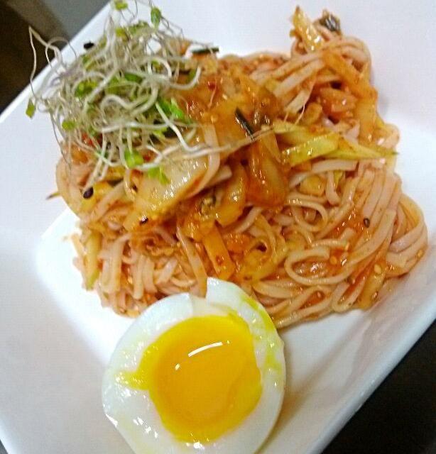 5月31日 晩ご飯は - 62件のもぐもぐ - KIMCH ビビン麺 by parkjohee