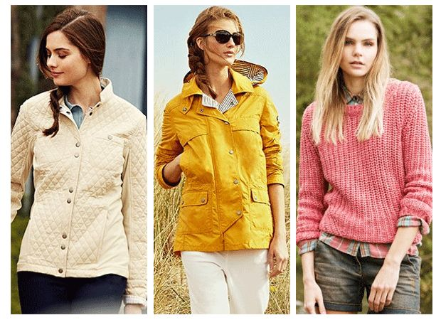 Jerseys y Chaquetas #Barbour