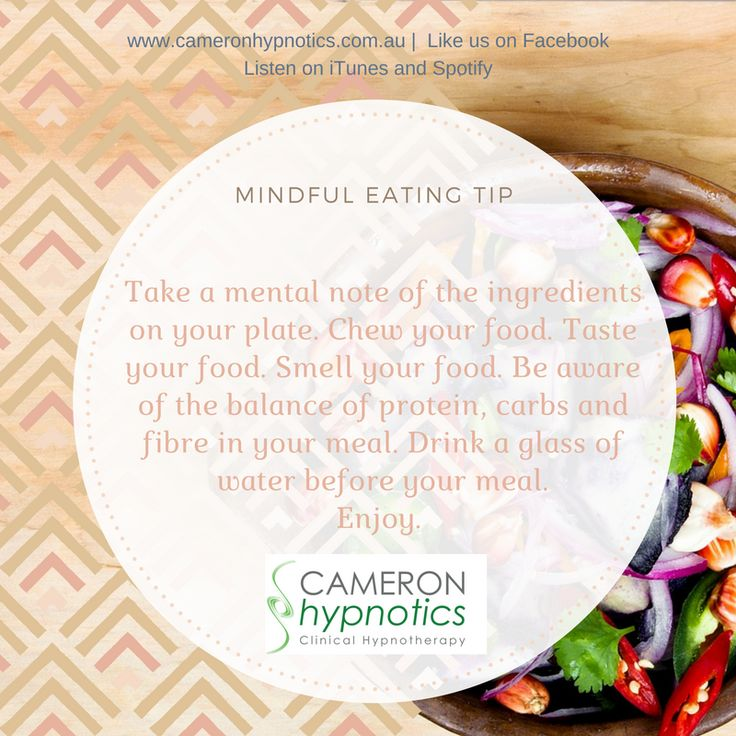 Reconnect with mindfulness and improve your relationship with food     join us #cameronhypnotics for #mindfulmarch. Like us on Facebook and listen on http://bit.ly/spotify-cameron-hypnotics
