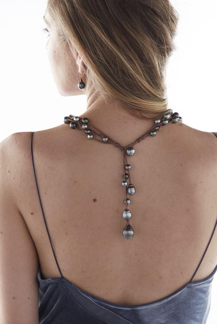 Best 25 Tahitian Pearls Ideas On Pinterest Black Pearls