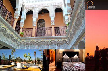 Hotel Riad Marraplace, Hotel in Marokko