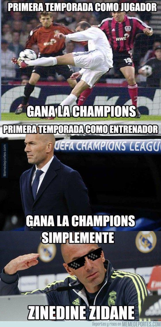 Simplemente Zidane