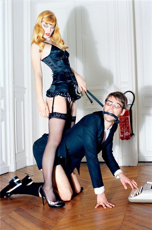 Example role plays for female domination me, please
