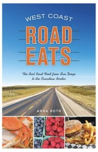 West Coast Road Eats - a very good guide to road food along the Pacific Coast Highway:  http://www.pacific-coast-highway-travel.com/Road-Food-Guide.html