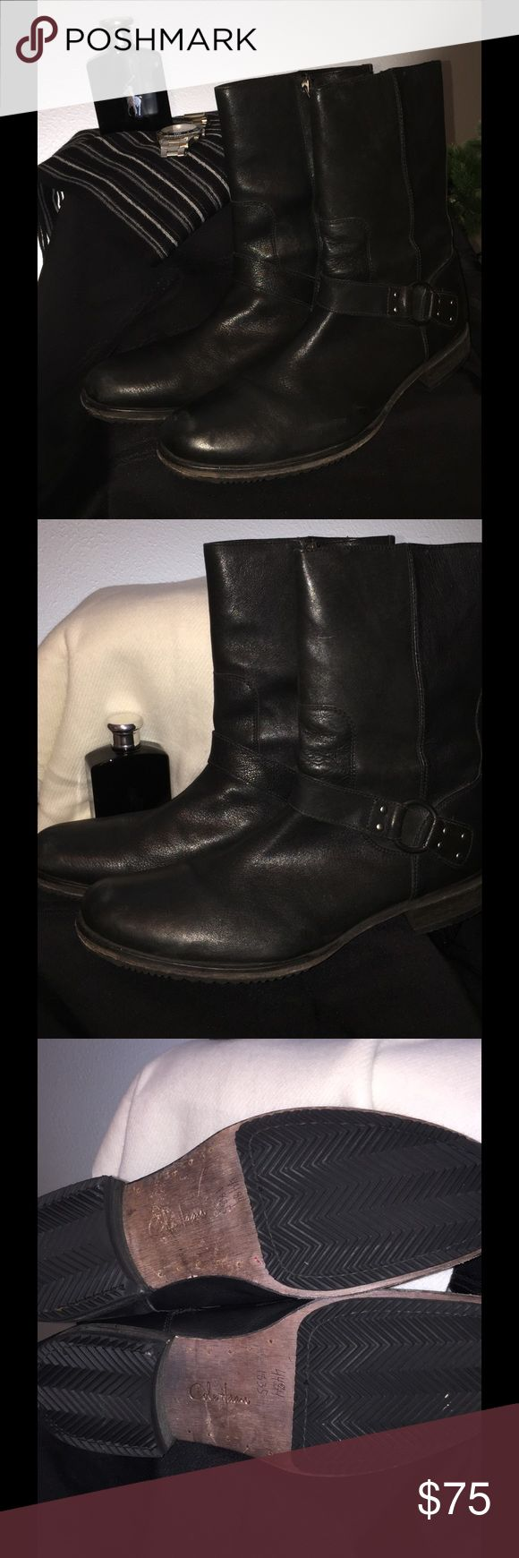 Men's Cole Haan Boots. Size 10.5 Nice soft leather barely worn. Cole Haan Shoes Boots