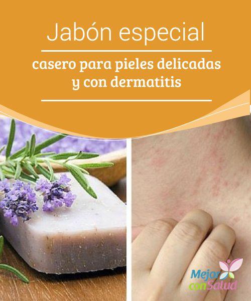 Jab n especial casero para pieles delicadas y con - Jabon casero facil ...