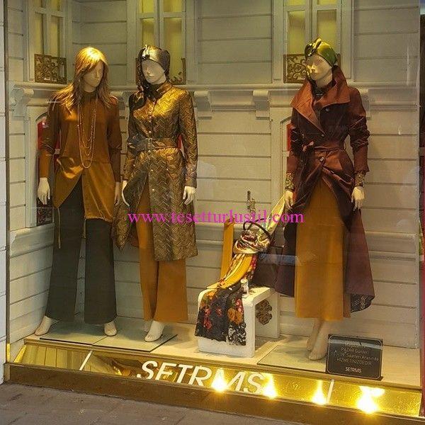 Setrms 2016 Yeni Sezon Koleksiyonu şimdi tüm Setrms mağazalarında.. #Setrms #tesettür #koleksiyon #2016 #pardesü #kap #eşarp #etek #trençkot #hijab #fashion #scarf #skirt #coat #trenchcoat #dress #elbise #tunik #tunics #moda #abaya