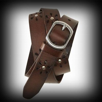 エアロポステール レディース ベルト Aeropostale Flower Skinny Leather Belt レディース ベルト-アバクロ 通販 ショップ-【I.T.SHOP】 #ITShop