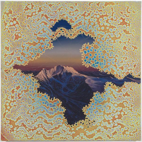 Shane McAdams   Synthetic Landscapes inspiration