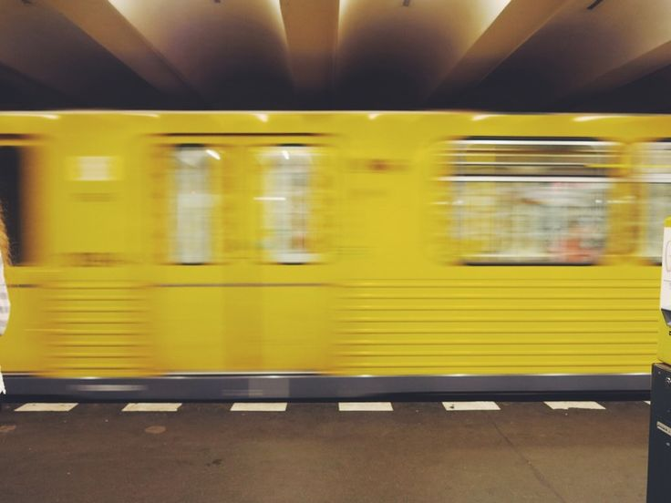Berlin Subway | sofiavalentini | VSCO Grid